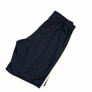 Nike Navy/White Youth Basketball Short